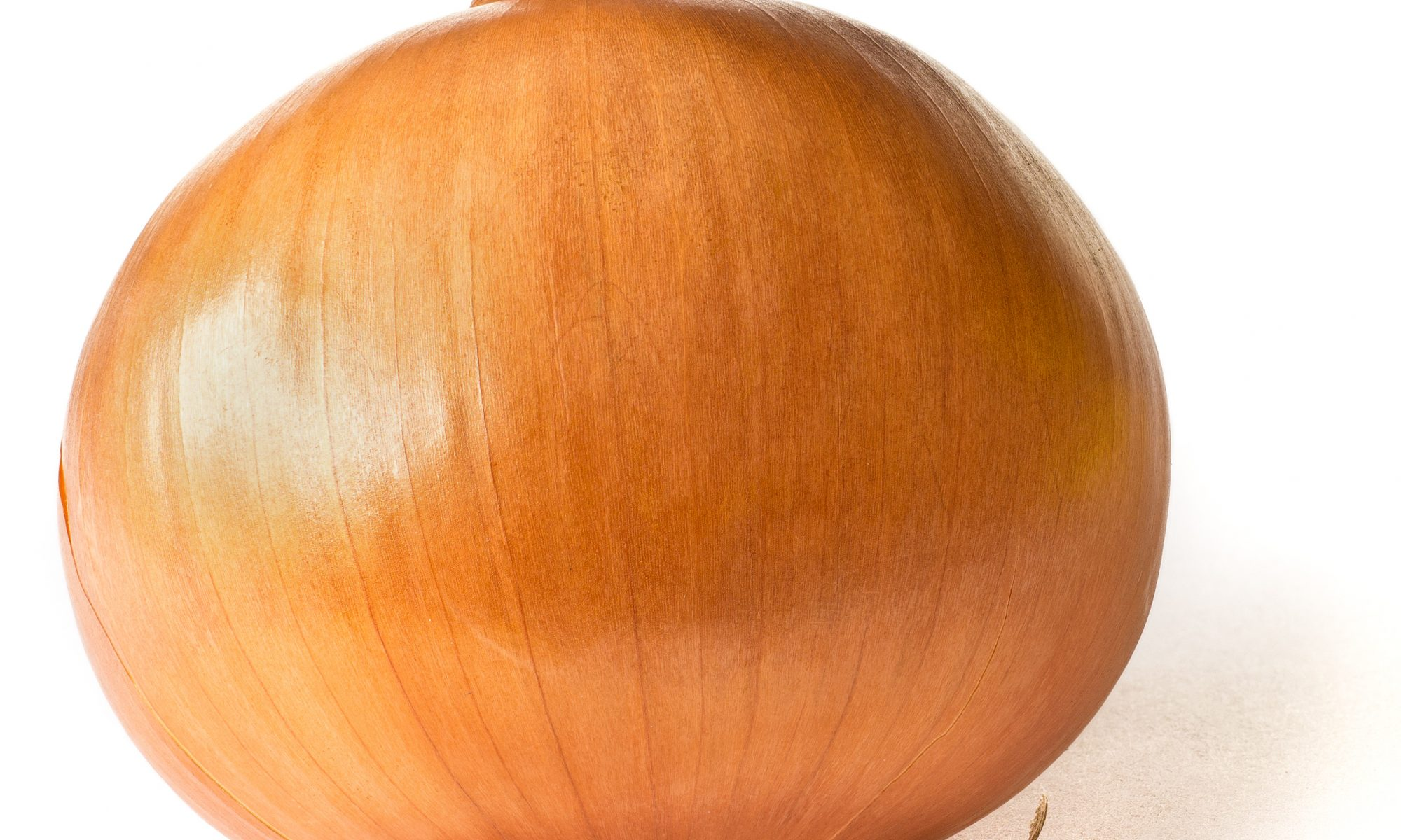 It starts with an onion